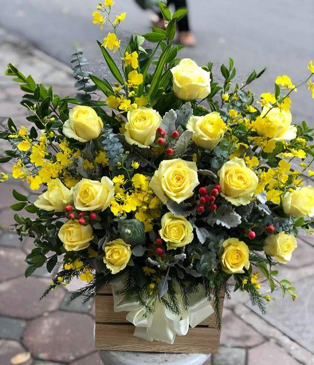 mua hoa online ha noi